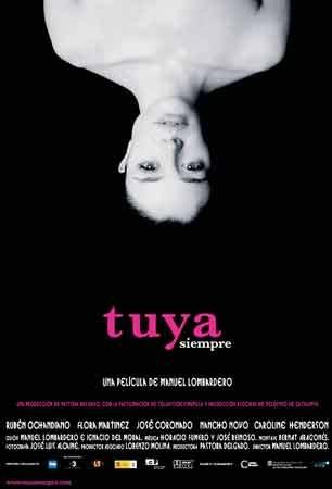 La locandina di Tuya siempre