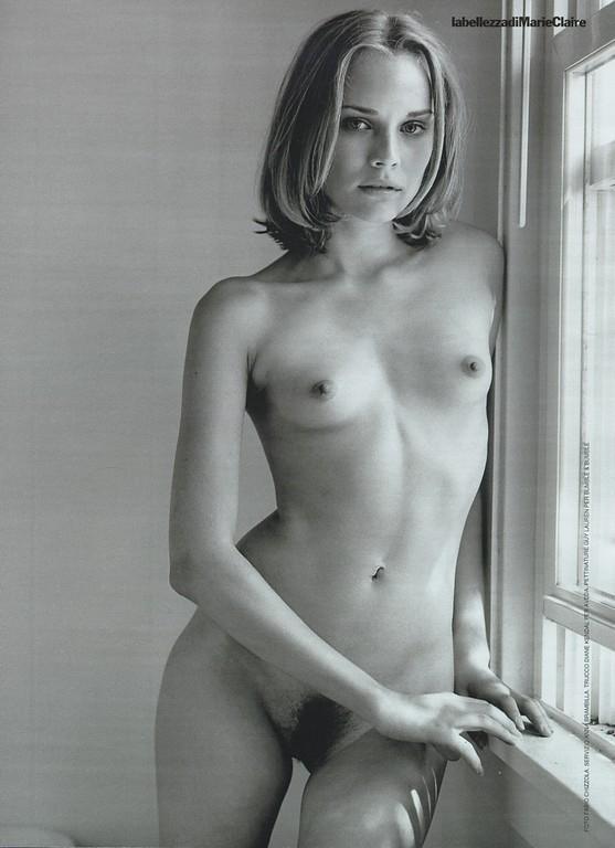 Una Diane Kruger senza veli