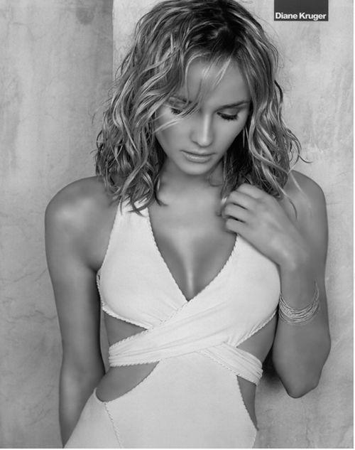 Una sexy e splendida  Diane Kruger