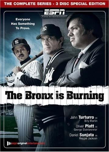 La locandina di The Bronx Is Burning