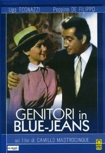 La locandina di Genitori in blue jeans