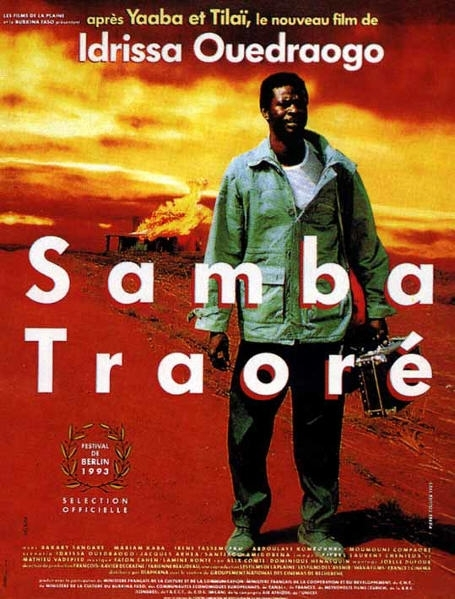 La locandina di Samba Traorè