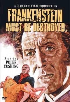 La locandina di Distruggete Frankenstein