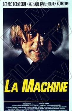 La locandina di La machine - Un corpo in prestito