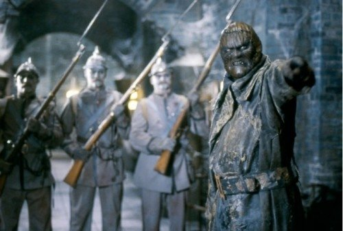 Un'immagine del film Fantasmino fifone
