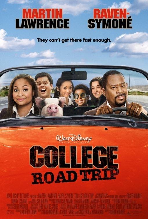 La locandina di College Road Trip