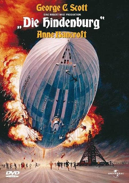 La locandina di Hindenburg