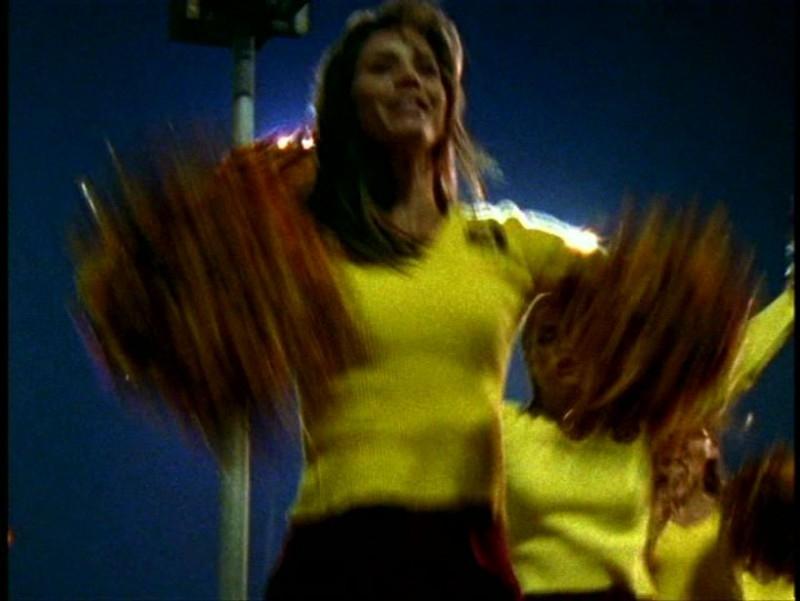 Charisma Carpenter nell'episodio 'Pezzi di ricambio' di Buffy - L'ammazzavampiri