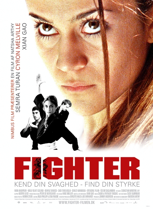 La locandina di Fighter