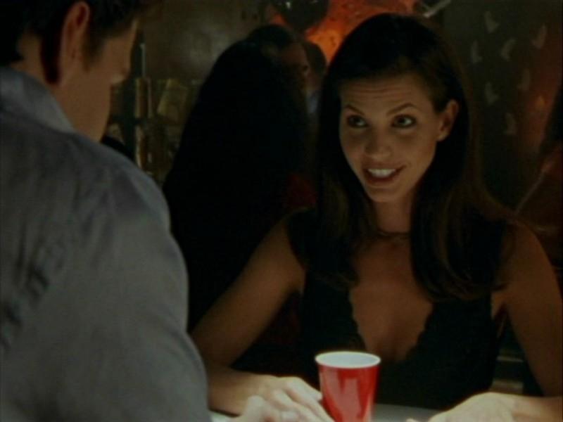 Charisma Carpenter in un'immagine dell'episodio 'Halloween' di Buffy - L'ammazzavampiri