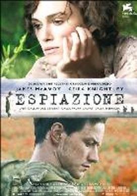 La copertina DVD di Espiazione