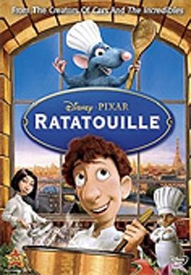 La copertina DVD di Ratatouille - Edizione speciale