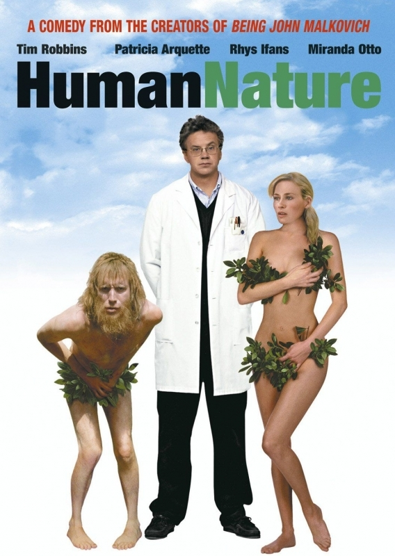 La locandina di Human Nature