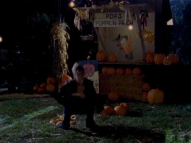 Sarah Michelle Gellar in un'immagine dell'episodio 'Halloween' di Buffy - L'ammazzavampiri