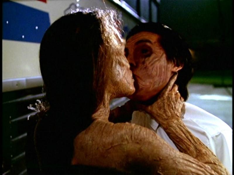 Un'immagine dell'episodio 'La prescelta' della seconda stagione di Buffy - L'ammazzavampiri