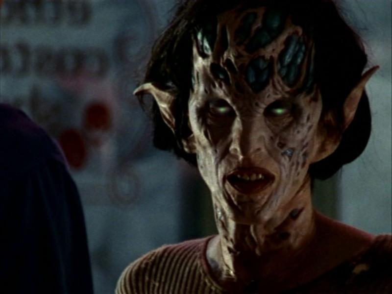 Un'immagine dell'episodio 'Oscurità' di Buffy - L'ammazzavampiri