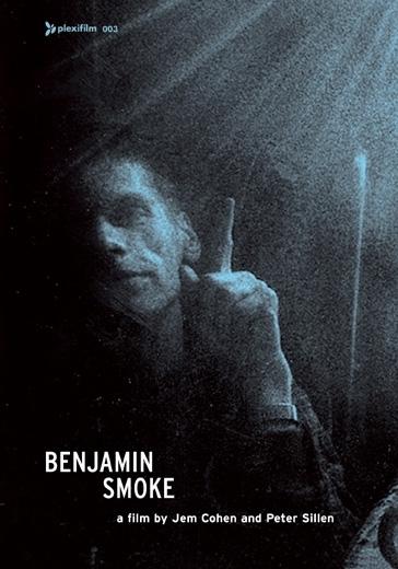 La locandina di Benjamin Smoke