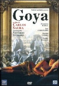 La locandina di Goya