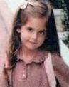 La piccola Sarah Michelle Gellar