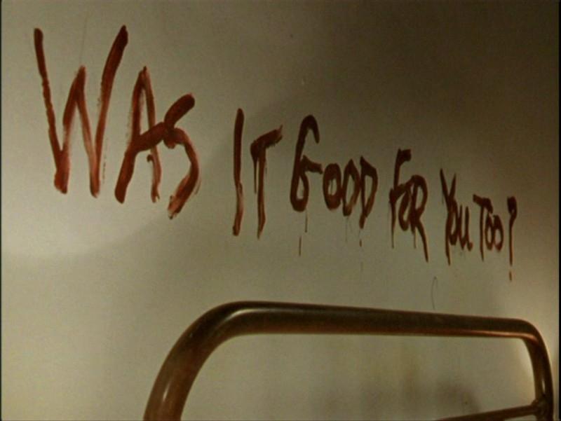 Un'immagine dell'episodio 'Un attimo di felicità' di Buffy - L'ammazzavampiri