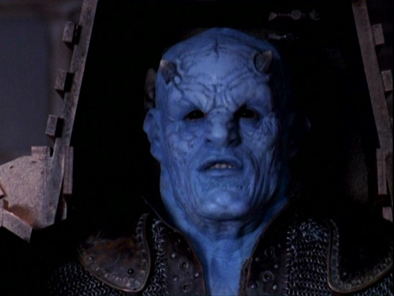 Un'immagine tratta dall'episodio 'Sorpresa' di Buffy - L'ammazzavampiri