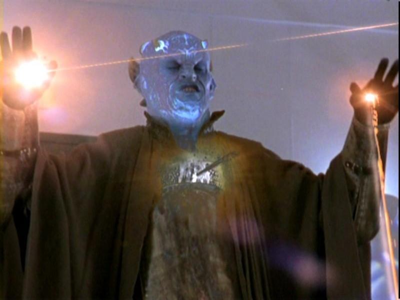 Una scena dell'episodio 'Un attimo di felicità' di Buffy - L'ammazzavampiri