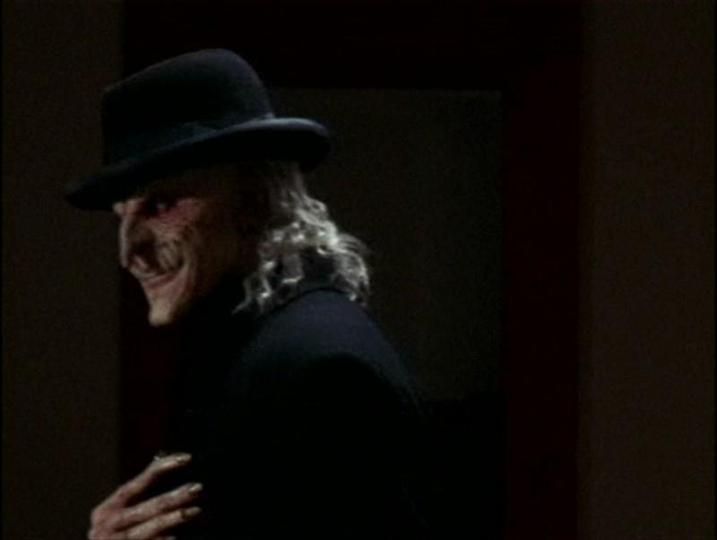 Il demone protagonista dell'episodio 'Il mostro' di Buffy - L'ammazzavampiri