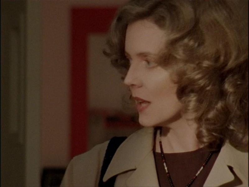Kristine Sutherland nell'episodio 'Il mostro' di Buffy - L'ammazzavampiri