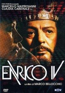 La locandina di Enrico IV