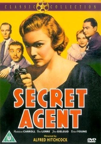 La locandina di Secret Agent