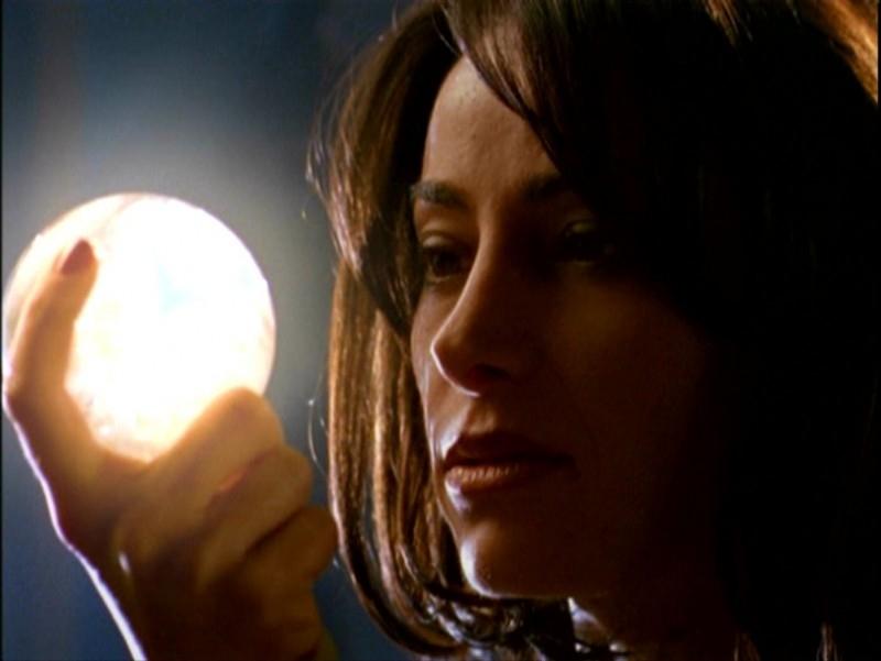 Robia LaMorte nell'episodio 'Passioni' di Buffy - L'ammazzavampiri