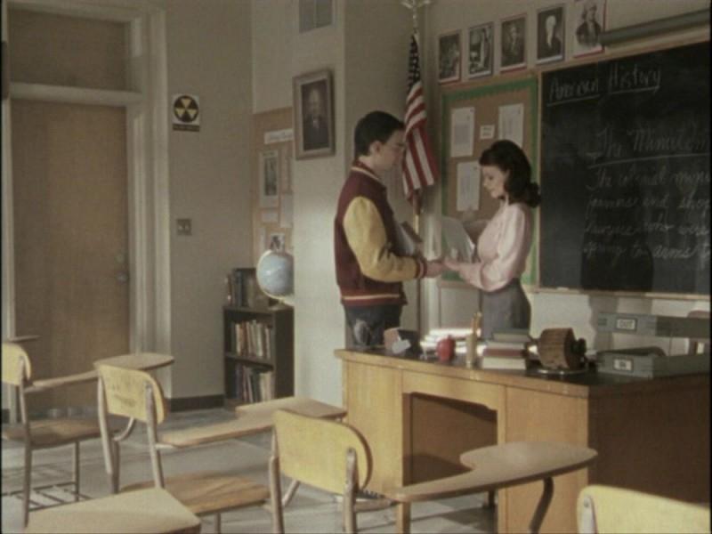 Un'immagine dell'episodio 'Per sempre' della seconda stagione di Buffy - L'ammazzavampiri