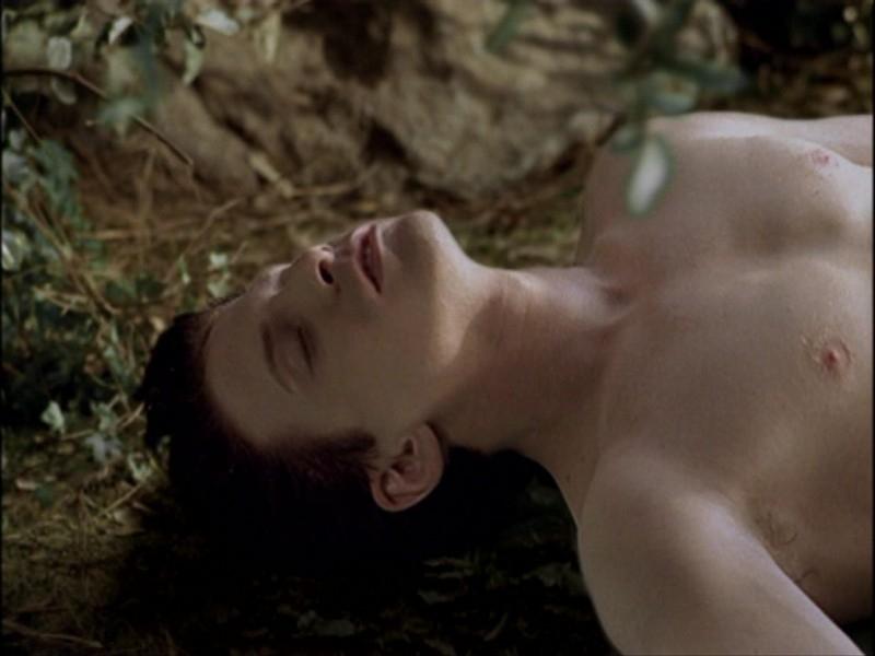 Un'immagine di Seth Green nell'episodio 'Notte di luna piena' di Buffy - L'ammazzavampiri