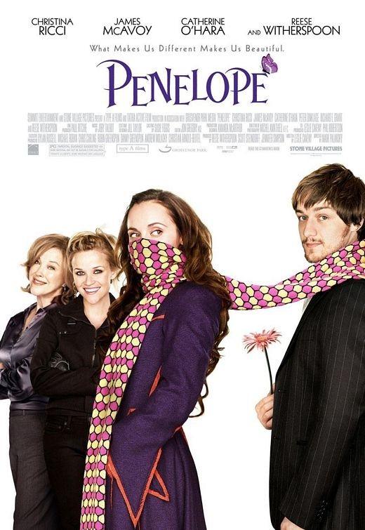 Un nuovo poster per Penelope