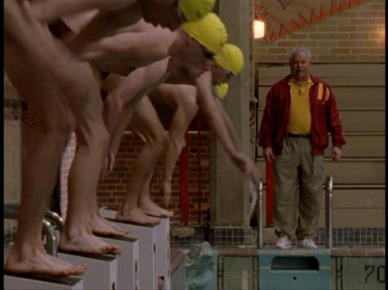 Una scena dell'episodio 'Il DNA del campione' di Buffy - L'ammazzavampiri