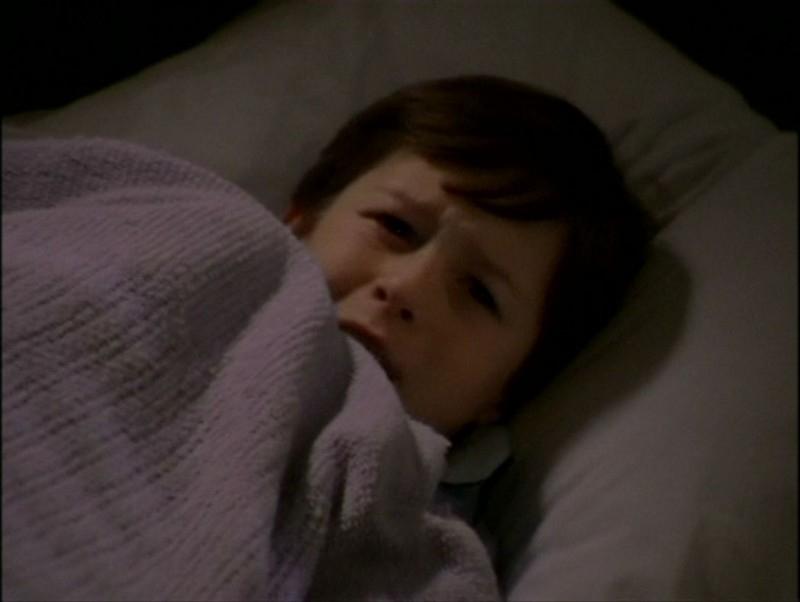 Una scena dell'episodio 'Il mostro' di Buffy - L'ammazzavampiri