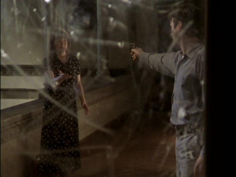 Una scena dell'episodio 'Per sempre' della seconda stagione di Buffy - L'ammazzavampiri