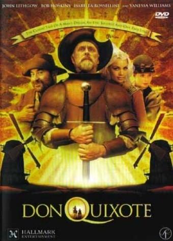 La locandina di Don Quixote