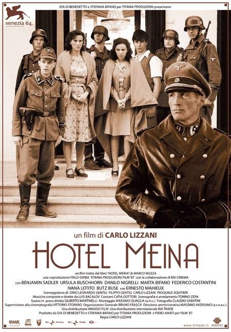 La locandina di Hotel Meina