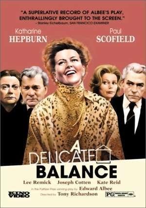 La locandina di Un equilibrio delicato