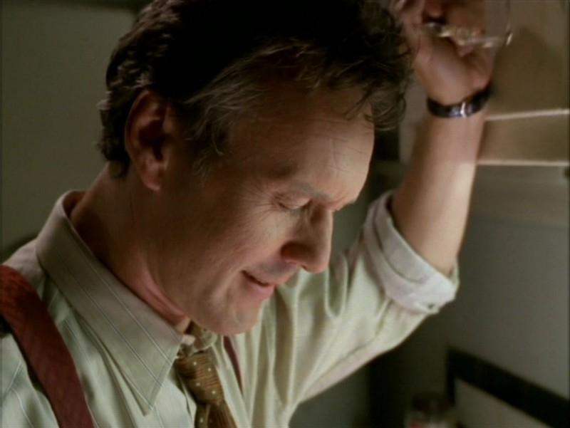 Anthony Head nell'episodio 'La festa dei morti viventi' di Buffy - L'ammazzavampiri