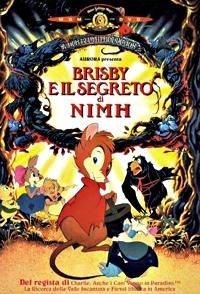 La locandina di Brisby e il segreto di Nimh