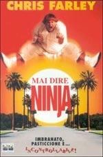 La locandina di Mai dire Ninja