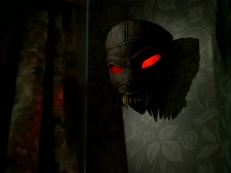 Un'immagine dall'episodio 'La festa dei morti viventi' di Buffy - L'ammazzavampiri