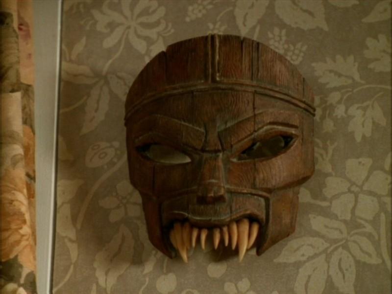 Un'immagine dell'episodio 'La festa dei morti viventi' di Buffy - L'ammazzavampiri