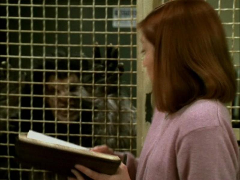 Alyson Hannigan nell'episodio 'La bella e le bestie' di Buffy - L'ammazzavampiri