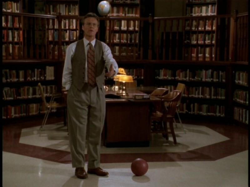 Anthony Head nell'episodio 'I dolci della banda' di Buffy - L'ammazzavampiri