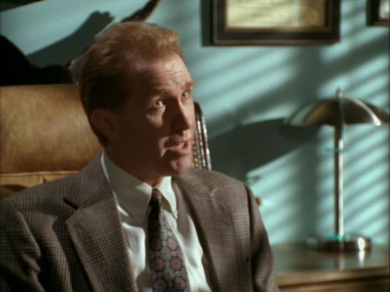 Harry Groener nell'episodio 'Il ballo di fine corso' di Buffy - L'ammazzavampiri