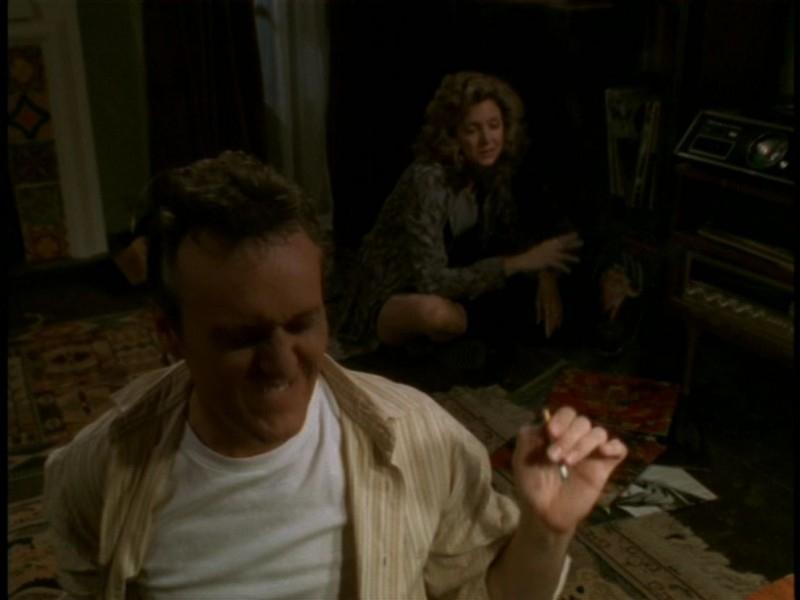Kristine Sutherland e Anthony Head si lasciano andare nell'episodio 'I dolci della banda' di Buffy - L'ammazzavampiri