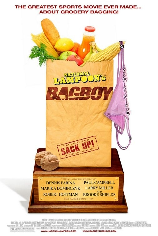 La locandina di Bag Boy